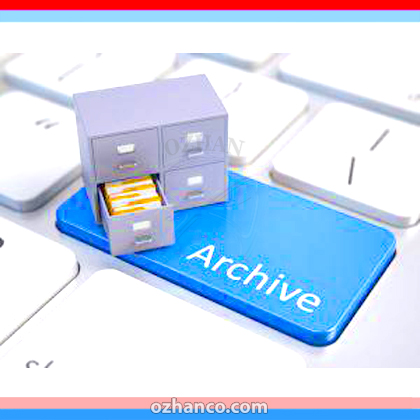 Archive maintenance and protection against fire