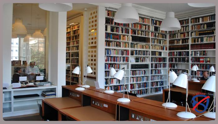 چرا کتابخانه ها را دوست دارم؟